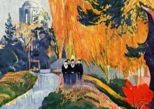 Gauguin Les Alyscamps